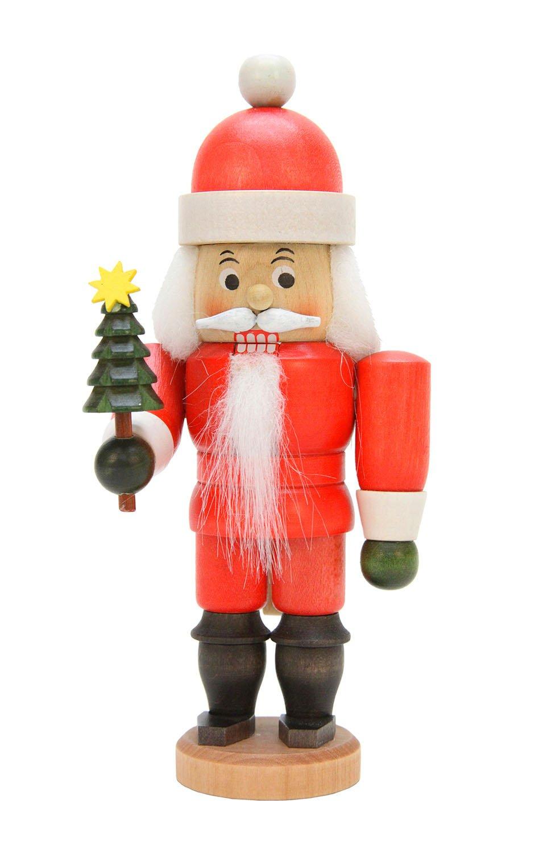 Alexander Taron Christian Ulbricht Decorative Santa with tree Nutcracker