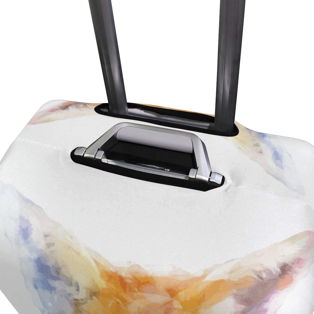 Blue Viper Creative Watercolor Fox Luggage Protective Cover Suitcase Protector Fits 26-28 Inch Luggage