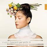 ヴィヴァルディ : 弦楽のための協奏曲集 Vol.2 (全11曲) (Vivaldi : Concerti per archi II / Concerto Italiano , Rinaldo Alessandrini) [輸入盤]