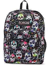 Trans by Jansport 17 SuperMax Backpack - Sugar Skulls