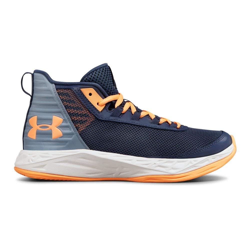 Under Armour Girls Grade School Jet 2018 Basketball Shoe