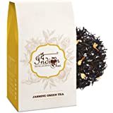 The Indian Chai - Jasmine Green Tea for Relaxation, Rejuvenation & Cholesterol and Weight Loss 100g