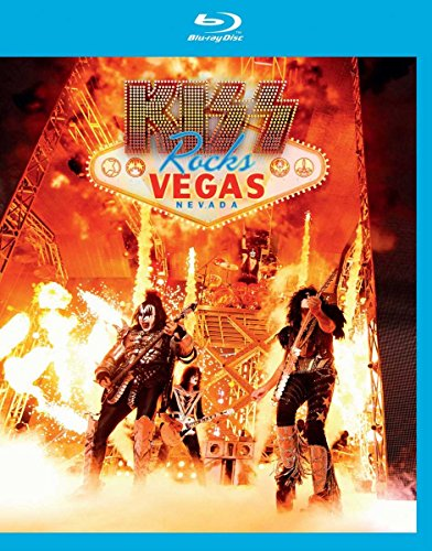 Blu-ray : Kiss - Rocks Vegas (United Kingdom - Import)