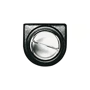 """Vintage Air 49054-VUL 2 1/2"""" Round Air Conditioning Vent"""