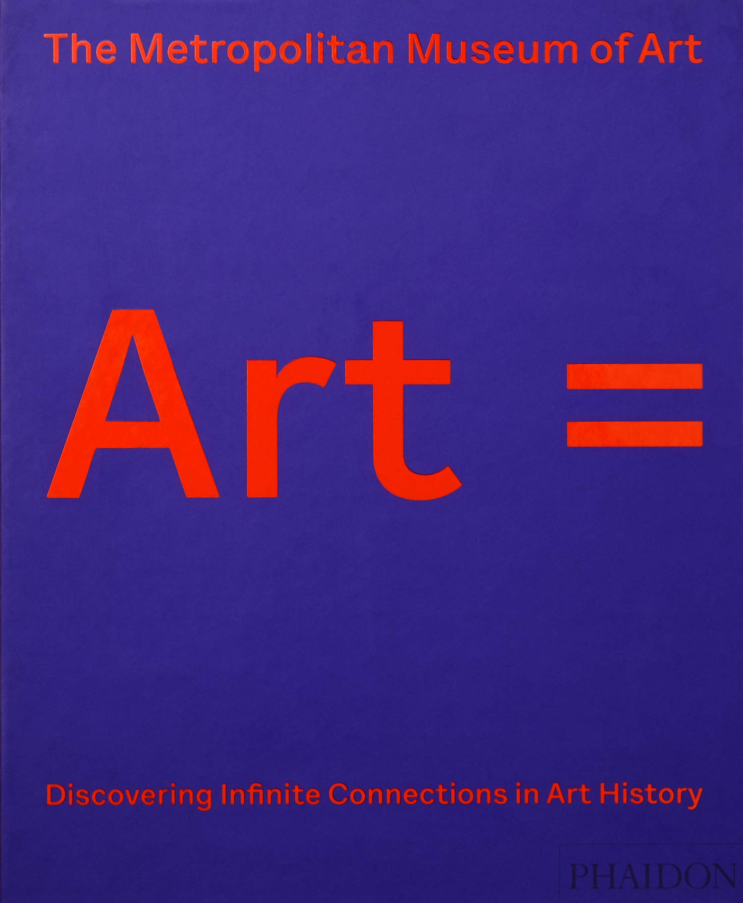 Art = Discovering Infinite Connections in Art History from The Metropolitan Musuem of Art