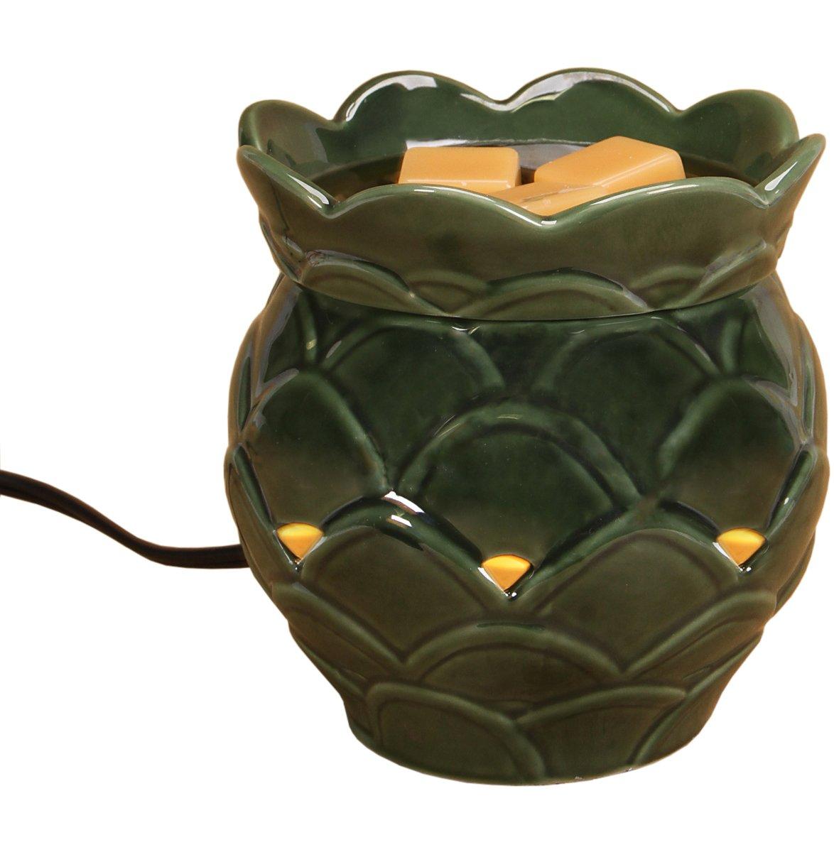DARICE CCW-009 68 Wax Melter Artichoke, Multicolor
