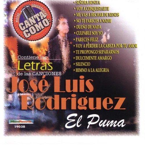 Amazon Com Pistas Canta Como Jose Luis Rodriguez El Puma Music