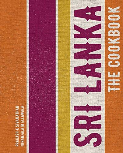 Sri Lanka Ruby - Sri Lanka: The Cookbook