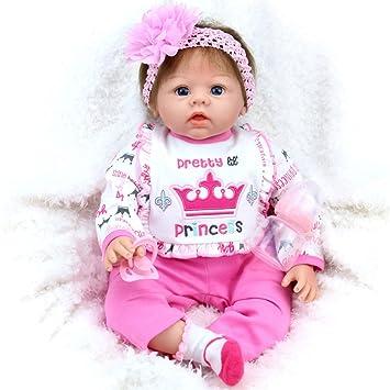 Amazon.es: Docooler Reborn Doll Supplies Imán Chupete ...