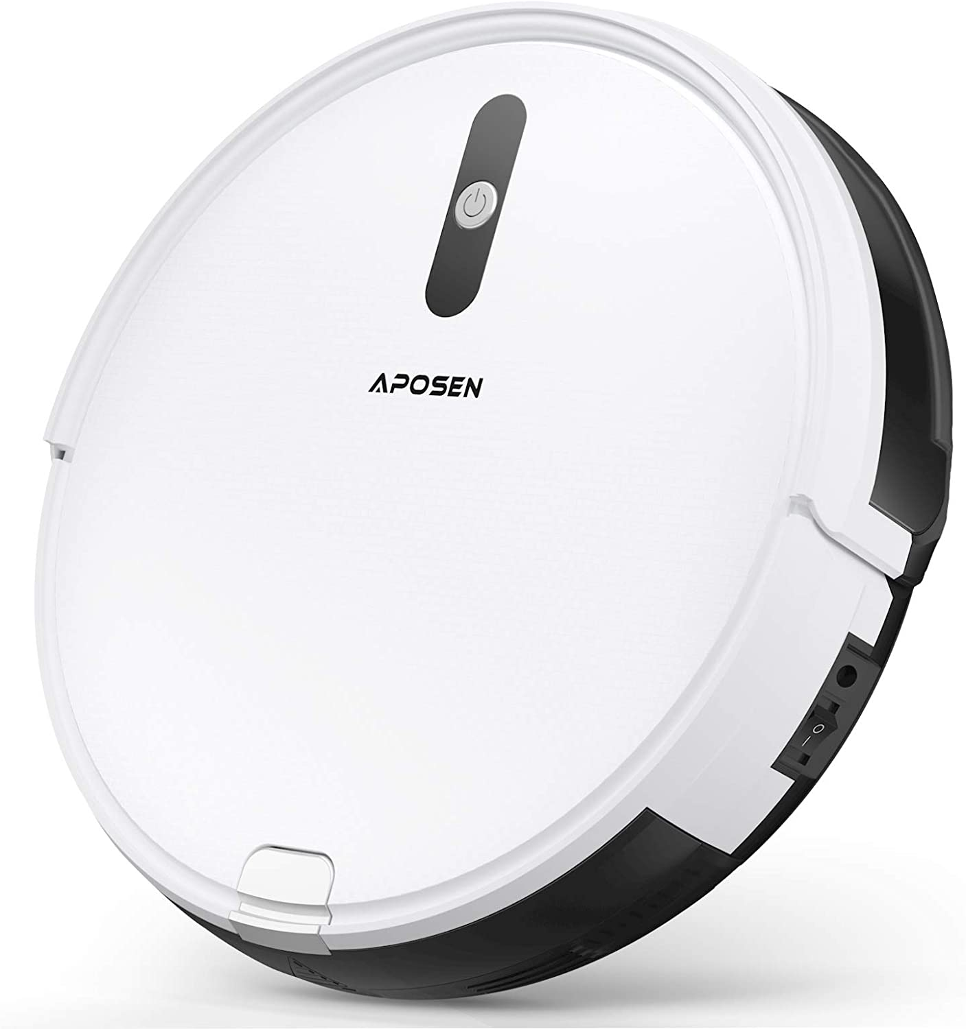 Robot Vacuum, APOSEN Robotic Vacuum Cleaner, Self-Charging, 2.7