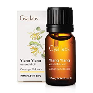 Ylang Ylang Essential Oil - Nourishing Radiance for a Confidently Deep Clean (10ml) - 100% Pure Therapeutic Grade Ylang Ylang Oil