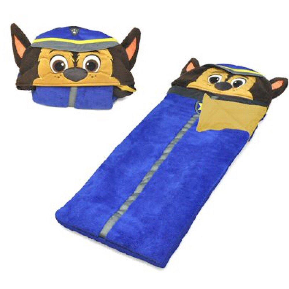 Paw Patrol Chase Kids Sleeping Bag with Hood