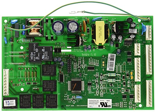 GE WR55X10942 Refrigerator Main Control Board (Ge Profile Refrigerator Temperature Control Panel Not Working)