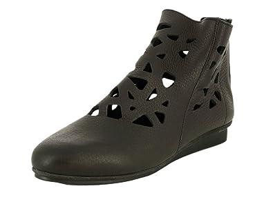 Arche Ninate Ninate Noir Damen Boots & Stiefeletten in Gr.: 40 Schwarz J6VfIdJn8