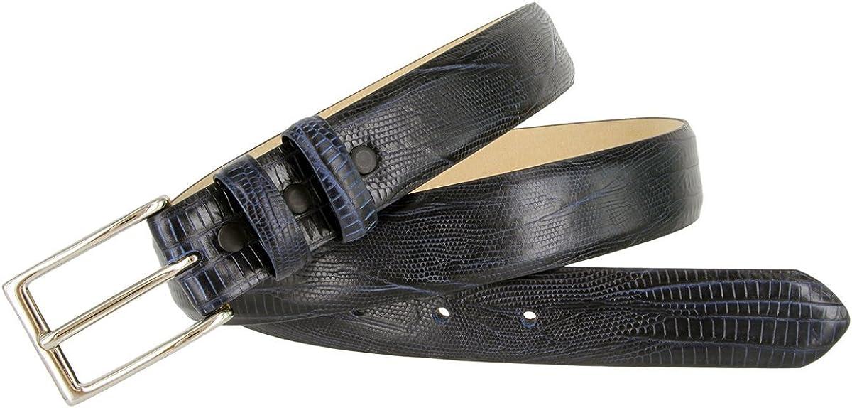 LNVY,36 Adam Mens Genuine Italian Calfskin Leather Dress Belt 30mm 1-1//8 Wide