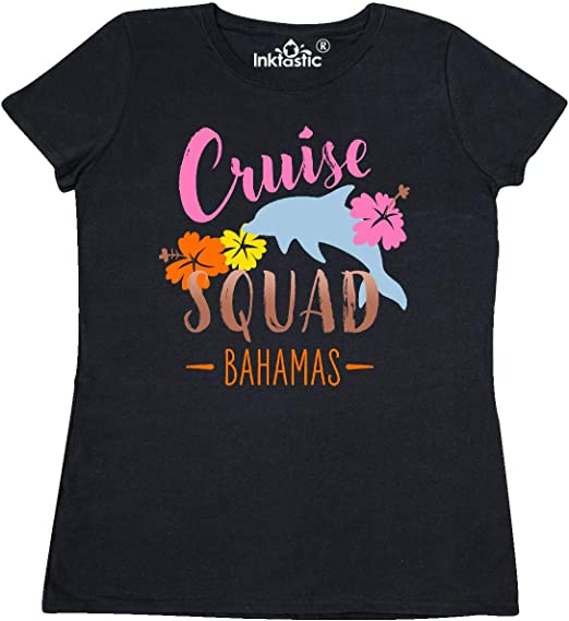 Dolphin and Flowers Baby T-Shirt inktastic Cruise 2019