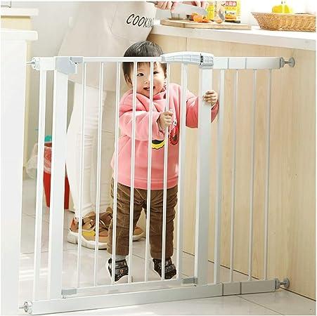 Barreras de puerta Niños Escalera Barandilla Puerta De Seguridad ...
