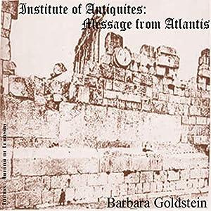 Institute of Antiquities Audiobook