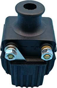 Tuzliufi Replace Ignition Coil Mercury Marine Outboard 339-832757A4 339-832757B4 6hp 8hp 210CC Sail Power 9.9hp - 125hp V-135 140hp V-150 Chrysler Force 40hp -150hp 339-7370A13 New Z135