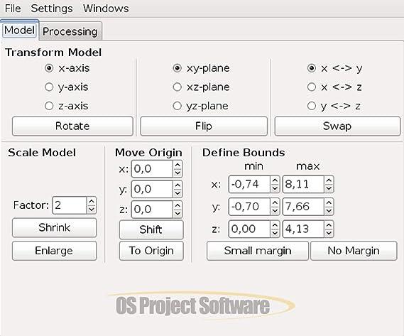 PyCAM CNC Machine CAM CAD Design 3D 2D Modelling Printing