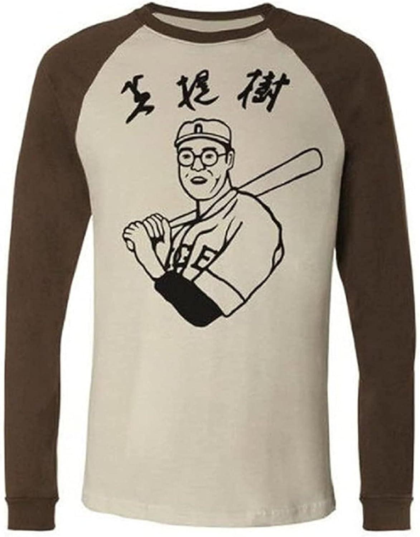 The Big Lebowski Kaoru Betto Baseball Raglan T-Shirt