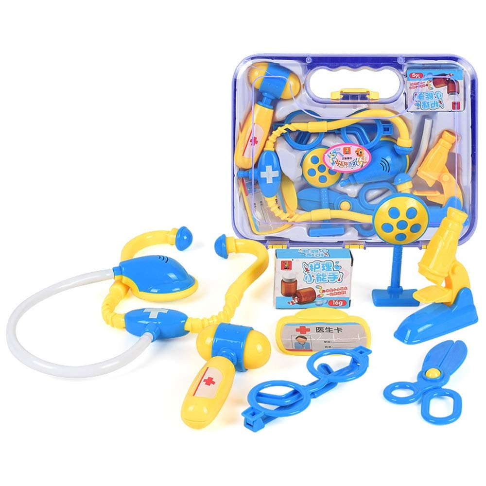 Children's Play House Puzzle Medicine Box Doctor Toy Girl Medical Equipment Role Play Play House Toy Set