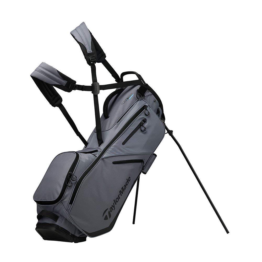 TaylorMade 2019 Flextech Stand Golf Bag, Charcoal