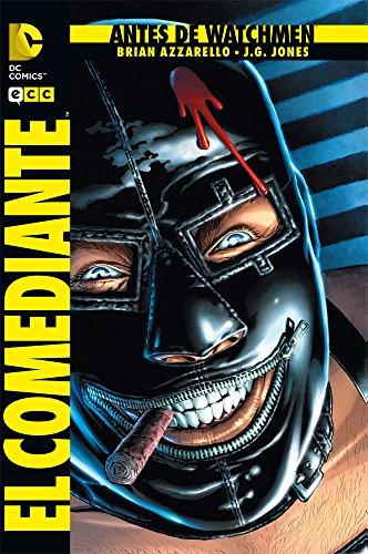 Descargar Libro Antes De Watchmen: Comediante J.g. Jones Brian Azzarello