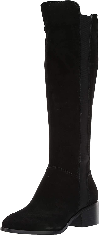 Red de comunicacion Gárgaras Contribuyente  Amazon.com: Steve Madden Giselle Botas altas hasta la rodilla para mujer:  Shoes