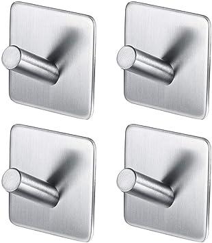 Wwin - Ganchos Adhesivos ganchos colgadores de pared para Baño ...