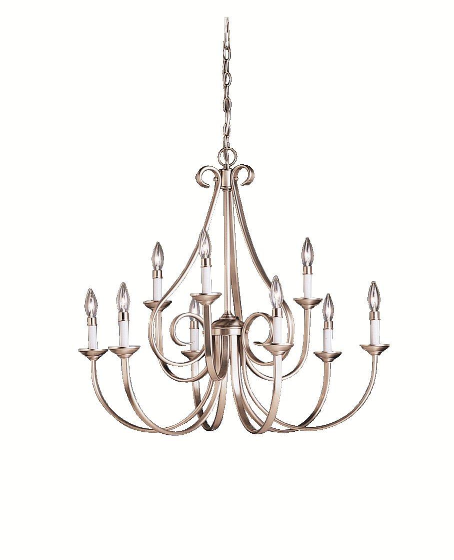 light wide chandeliers pendant brushed com chandelier cfm item inch lighting gull large nickel sea carondelet capitol