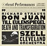 Strauss: Till Eulenspiegel's Merry Pranks / Don Juan / Death and Transfiguration