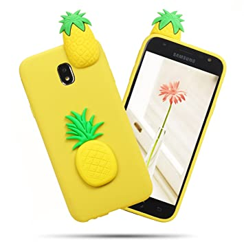 coque samsung galaxy j3 ananas