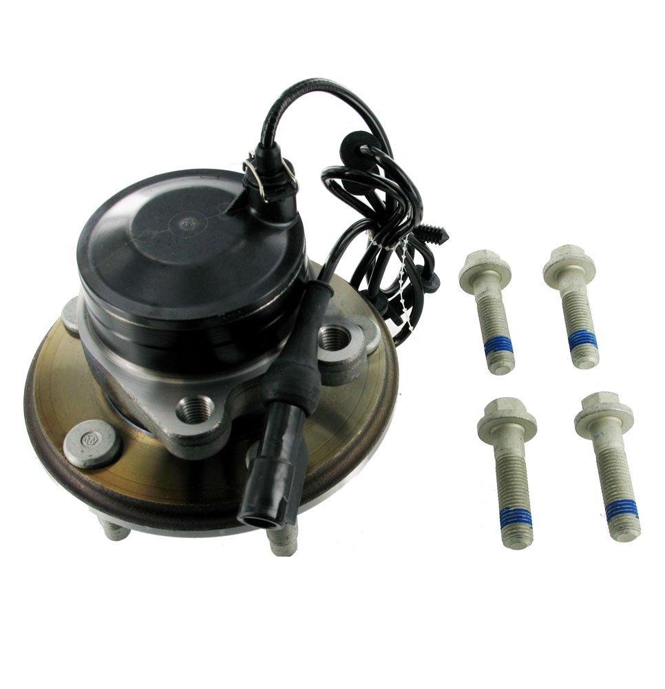 SKF VKBA 3687 Wheel bearing kit