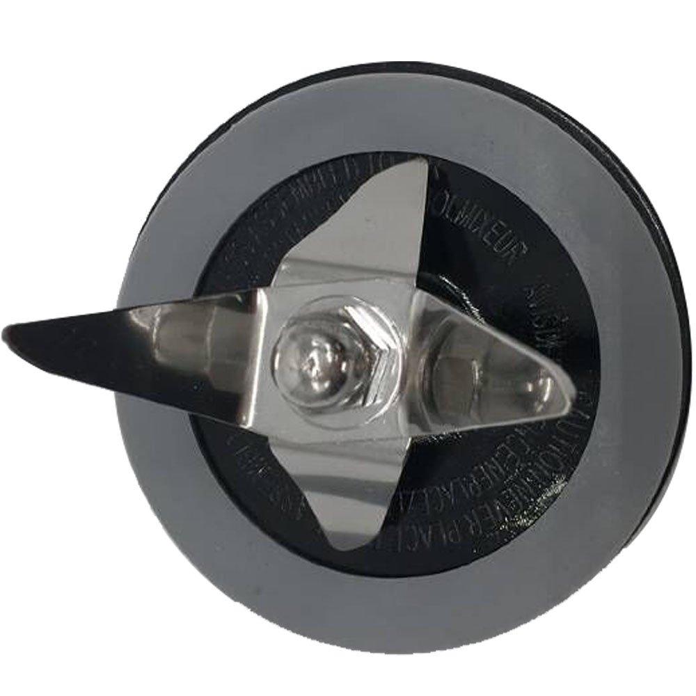 Gasket,Cuisinart blender blade replacement SB5600 CB600 Replacement Blender Blade Assembly for Cuisinart CBT-500 Black