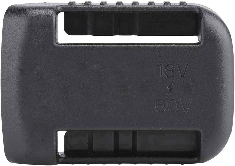 Soporte de bater/ía para DeWalt XR 18V y 54V Flexvolt 5 Piezas para DeWalt MAX 20V y 60V Flexvolt Ranura para Soporte de bater/ía