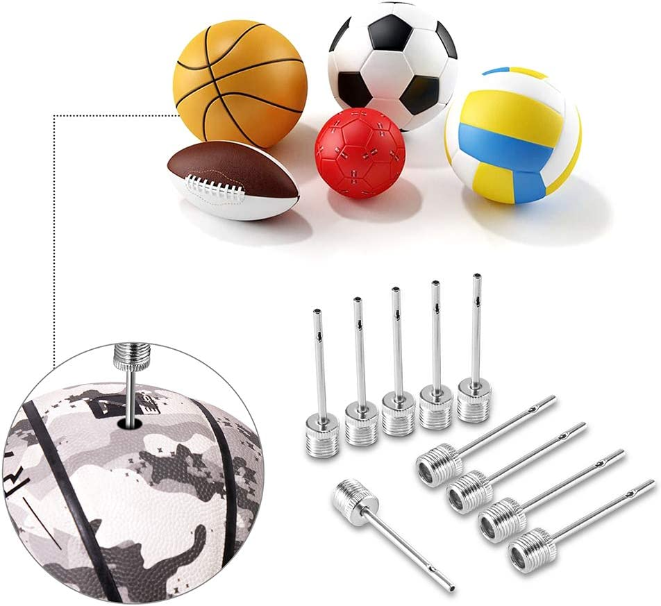PKG OF 6 *NEW CHAMPION SPORTS BALL INFLATION NEEDLES