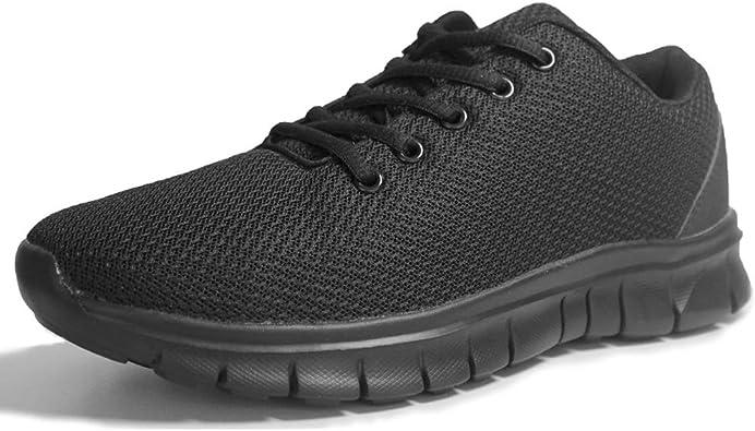 M MYODRESS Mens Lightweight Sneakers