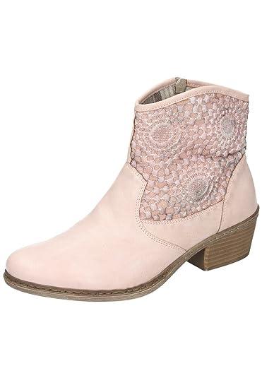 Rieker Damen Stiefelette  Amazon.de  Schuhe   Handtaschen 182c284940
