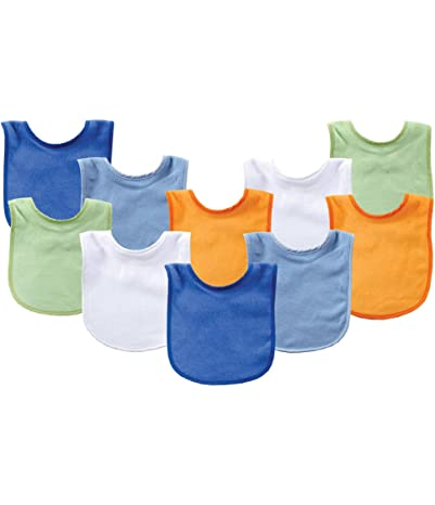 Luvable Friends 10 Pack Baby Bibs Value Pack...