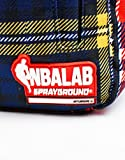 NBA LAB X Sprayground D'Angelo Rusell Plaid