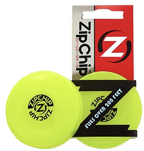 Sports & Outdoors Zip Chip Frisbee Mini Pocket Spin Catching Game Sport Flying Disc Zipchip Creative Hand-push For Adults Kids Pack of 2