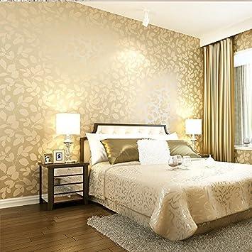 KXZZY 3D Non - Woven Wallpaper Simple Modern Living Room European Tv ...