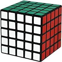 5x5x5 Magique Cube Coolzon® Speed Cube Cerveau Teasers Jouet Puzzle 63mm, Noir