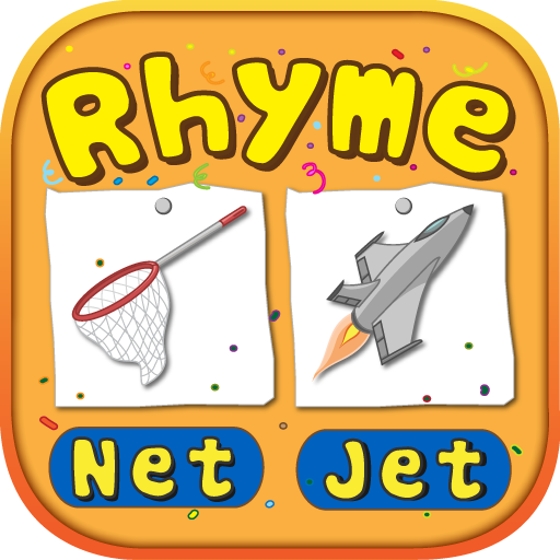 (Bud's Rhyming Words - Kids Learn Word Families, CVC, Short and Long Vowel Words)