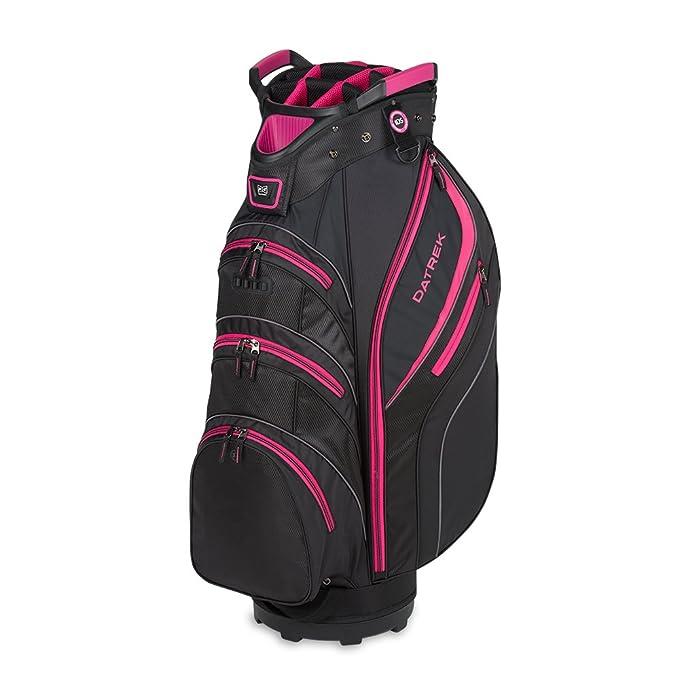 Amazon.com: Datrek Golf 2017 Lite Rider II bolsa para palos ...