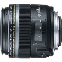 Lente EF-S 60mm f/2.8 Macro USM, Canon, Preto