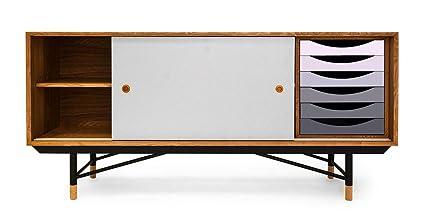 Modern Mojo Credenza on modern chaise lounge, modern recliner, modern desk, modern wall unit, modern lamp, modern tv, modern commode, modern entertainment center, modern drawers, modern etagere, modern daybed, modern secretary, modern sideboard,
