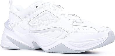Nike M2K Tekno White Pure Platinum Womens  - Amazon.com
