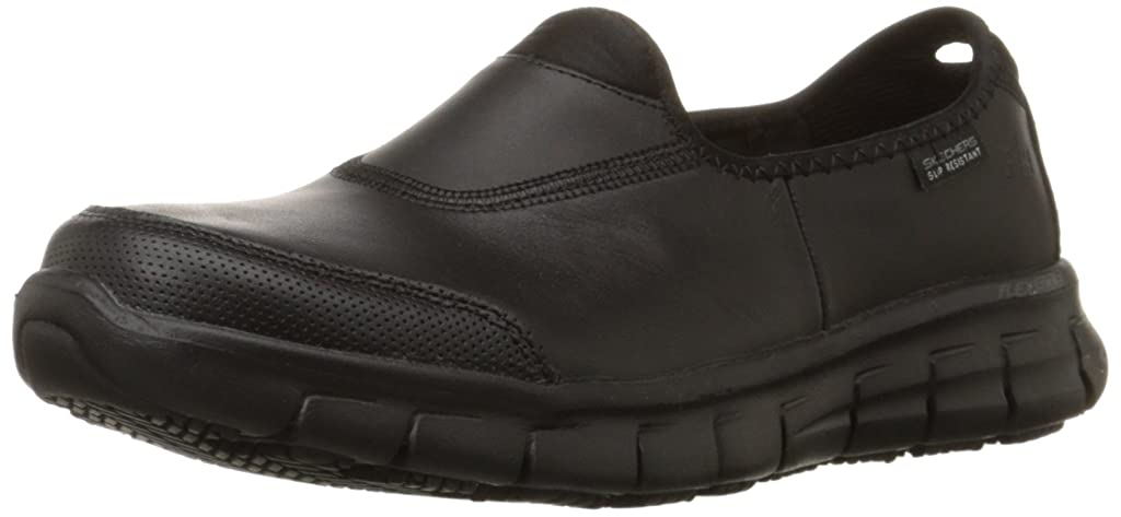 Skechers for Work Women's Sure Track Slip Resistant Shoe -Source: amazon.com